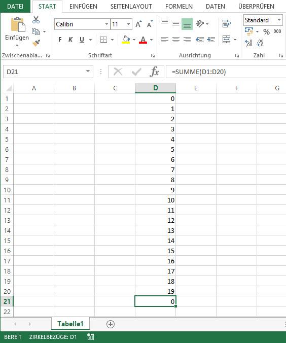 Excel Arbeitsblatt Rechnet Nicht : Rechnet nicht excel nervt