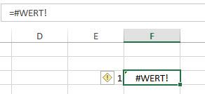 Nach dem Öffnen der Datei sieht die Wenn-Funktion folgendermaßen aus.