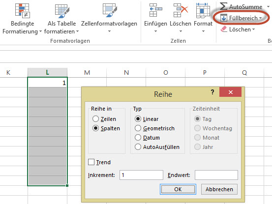 Autoausfüllen | Excel nervt