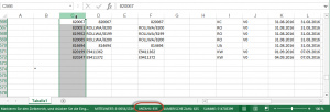 Zählt Excel falsch?