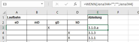 kopieren | Excel nervt ...