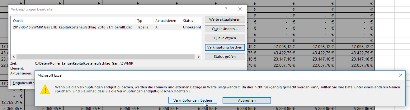 bedingte Formatierung | Excel nervt ...